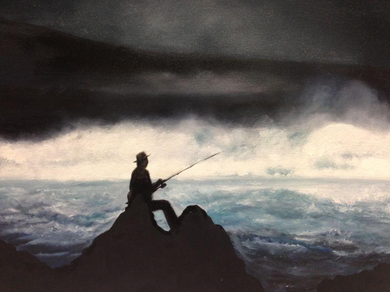 Il pescatore  Barbara Volpato  Premio Celeste 2013