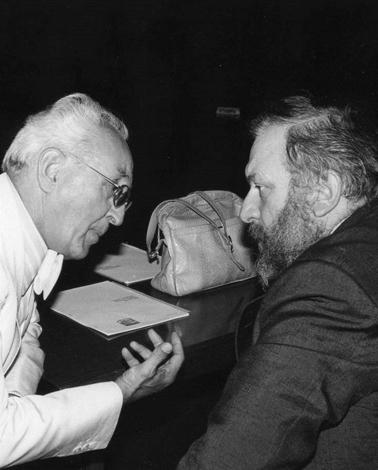 Piero Chiara e Giuseppe Maffioli