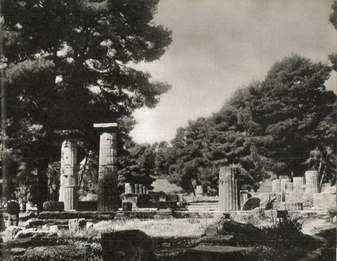 Grecia, foto di Giovanni Comisso