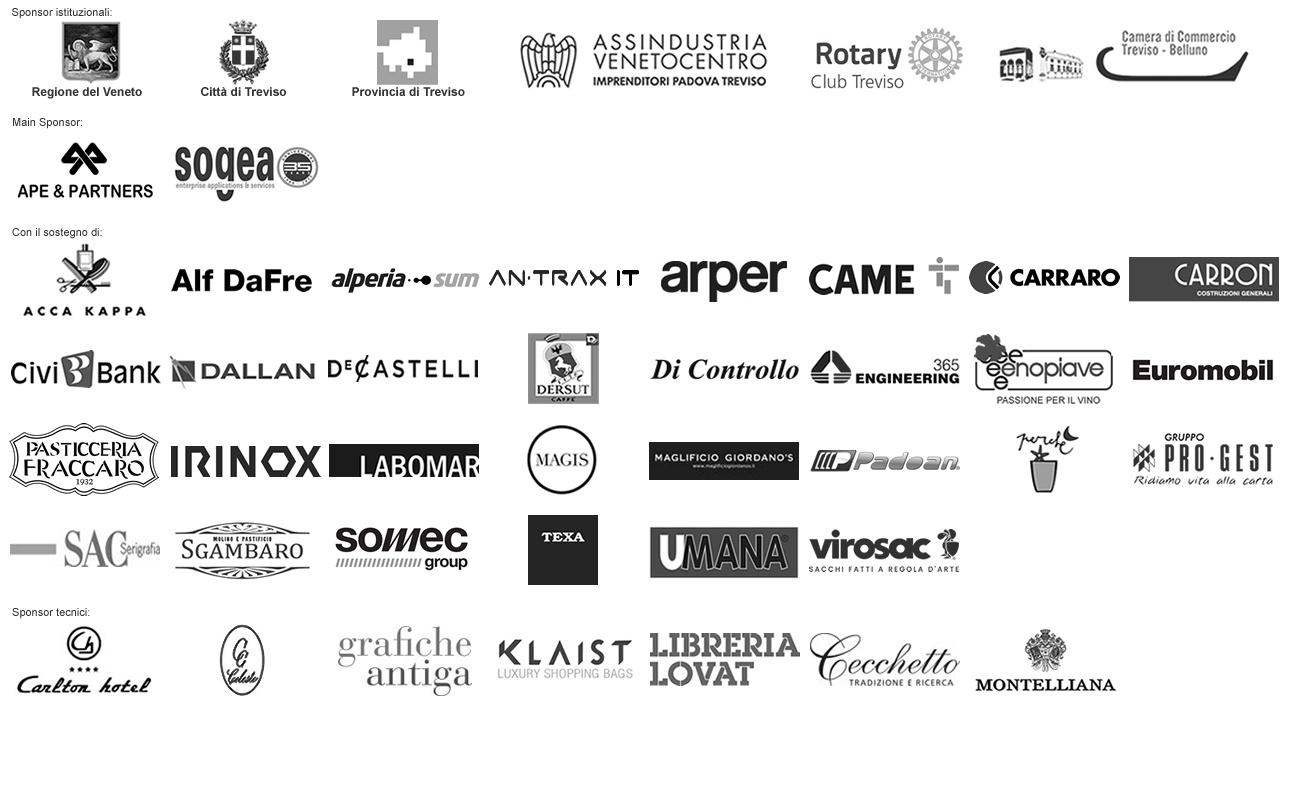 Premio letterario Giovanni Comisso - Sponsor