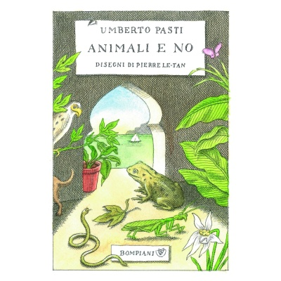 Umberto Pasti, Animali e no