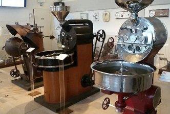 Tostatrici storiche del Museo di Conegliano