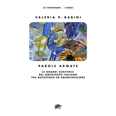 """Parole Armate"" di Valeria P. Babini"