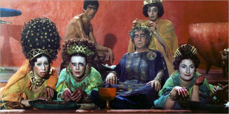 A tavola con Giovanni Comisso. La cena di Trimalcione