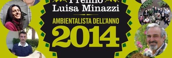 Il 18 dicembre a Casale Monferrato la premiazione dell'Ambientalista dell'anno 2014