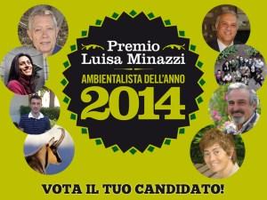 Gli 8 candidati