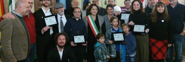 """A Don Marco Ricci il premio """"Luisa Minazzi – Ambientalista dell'anno 2017"""""""