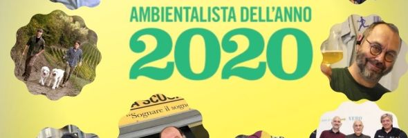 Aperto fino al 27 novembre il voto on line del pubblico per scegliere l'ambientalista dell'anno. Gli otto finalisti candidati al Premio Luisa Minazzi 2020 raccontano l'Italia migliore