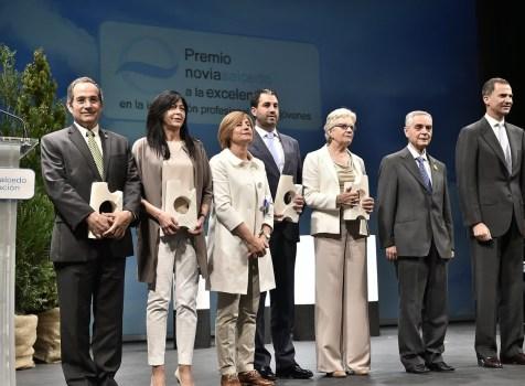 Photo gallery NoviaSalcedo Awards ceremony