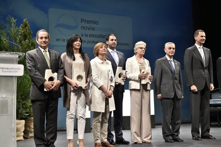 Entrega de premios NoviaSalcedo VII Edición
