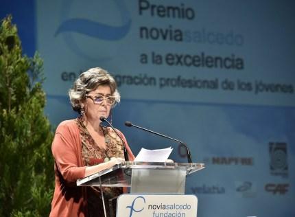 Carmen García: «Los Premios son un excelente mecanismo de impulso y reconocimiento»