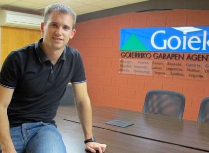 Eñaut Gereñu: «La inserción laboral de los jóvenes en empleos de calidad es la base para asegurar el futuro de cualquier sociedad»