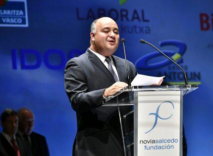 """(Castellano) Diego Echegoyen: """"El Premio pone en relieve el optimismo y el compromiso hacia los jóvenes"""""""