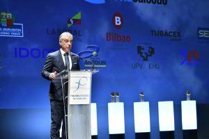 Intervención del Lehendakari, Iñigo Urkullu, en los VIII Premios Noviasalcedo