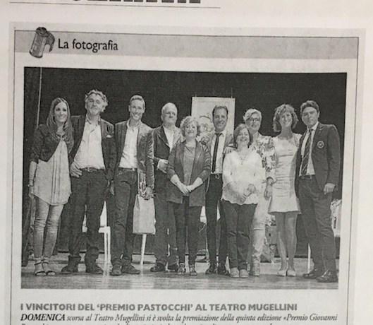 I vincitori del Premio Poesia Pastocchi raccontati dal Resto del Carlino