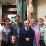 Pastocchi Giovanni e la sua famiglia