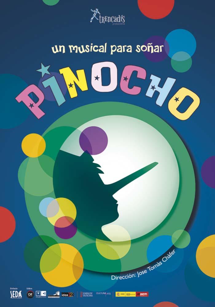 Pinocho, un musical para soñar