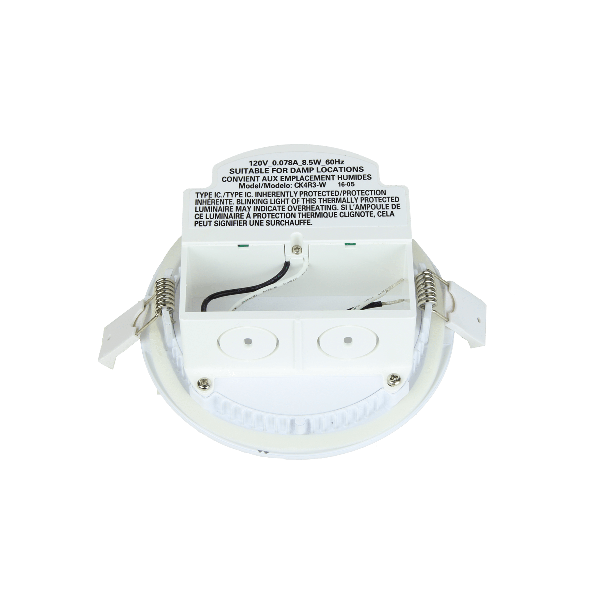 hight resolution of 4 inch all in one potlight wiring