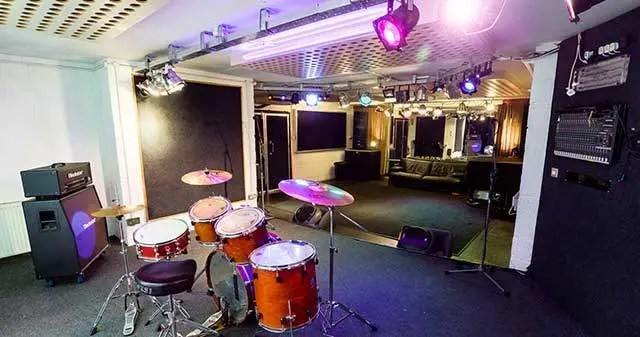 Rehearsal Studios For Hire In London The Premises Studios