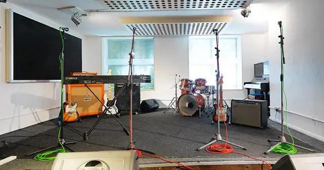 Rehearsal studio 3