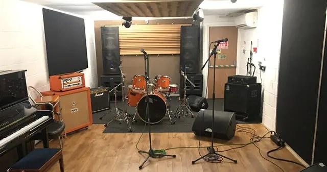 Rehearsal studio 7