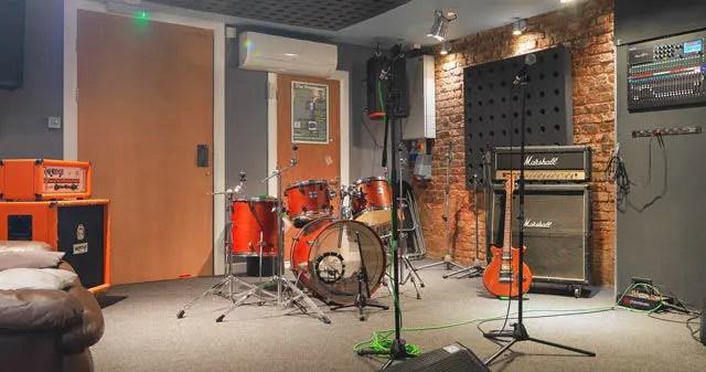 Rehearsal studio 8