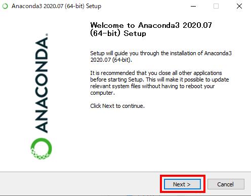 ![anaconda-install-04](https://i0.wp.com/www.premium-tsubu-hero.net/wp-content/uploads/2020/08/anaconda-install-04.png?w=750&ssl=1)