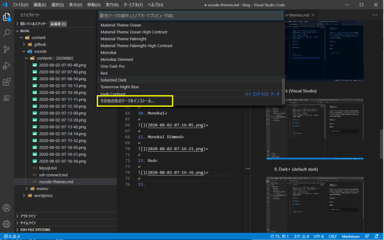 visualstudiocode-theme19