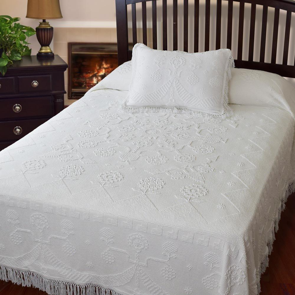Martha Washingtons Choice Bedspread  Premium Adjustable Beds