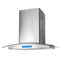 Kitchen Hoods For Sale Items Cosmo Appliances 30 Quot Island Range Hood 668ics750
