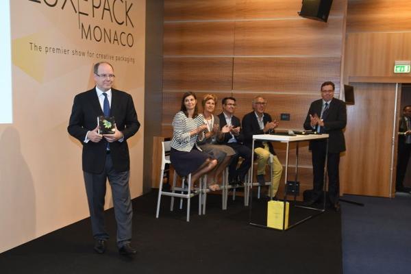Premium Beauty News  Luxe Pack Monaco dvoile les nomins des prix Luxe Pack in green 2017