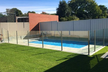 Pool Fencing- MT PLEASANT