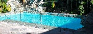 Premium Glass Pool Fencing Perth