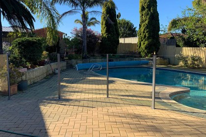 Pool Fencing – KINGSLEY 2