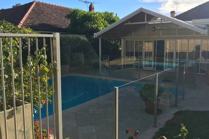 Pool Fencing – WEMBLEY