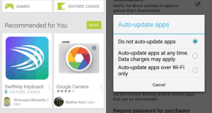 How to Turn Off Notifications for App Updates on Google Play