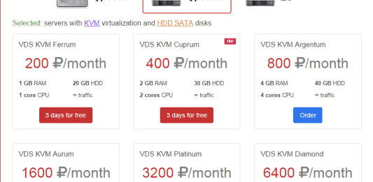 free vps trial