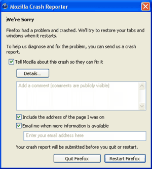Mozilla Firefox Frequent Crash Causes and Solutions