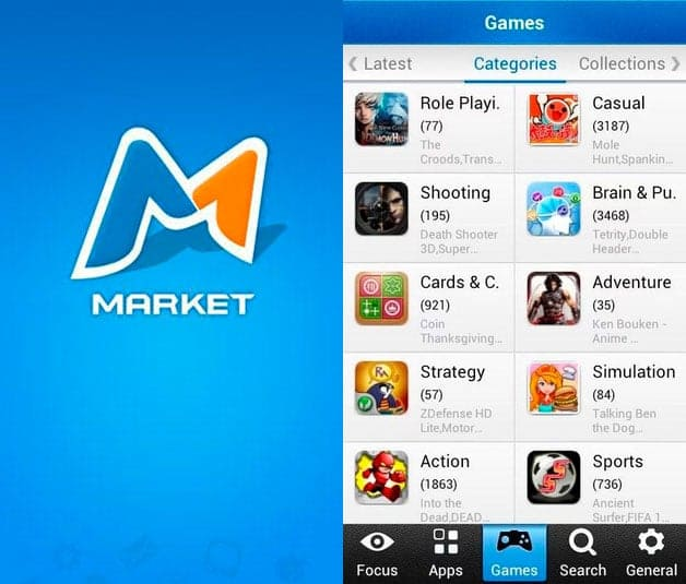 5 Alternative App Store App For Android To Google Play