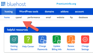 How To Create WordPress Blog On Bluehost Hosting