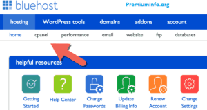 How To Install WordPress On Bluehost Hosting