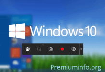 Record Screen in Windows PC Without Applications