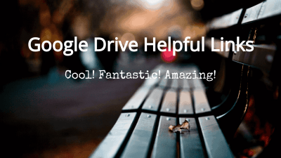 Complete Huge Collections Of Google Drive Links 2017