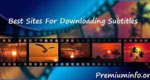 Best Sites For Downloading Subtitles Movies And Songs