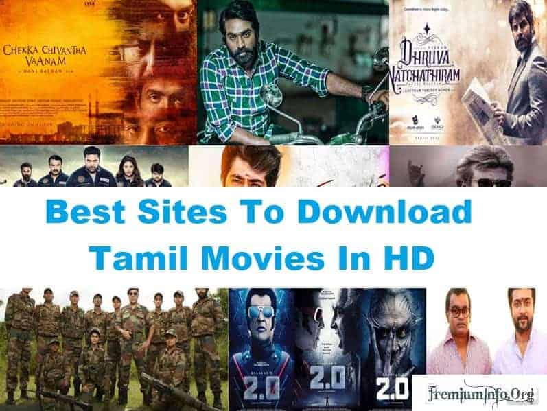 Best Sites To Download Tamil Movies In Hd - Premiuminfo