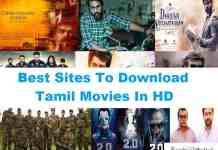 Best sites to download tamil movies