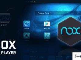 install nox app player