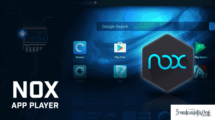 install nox app player