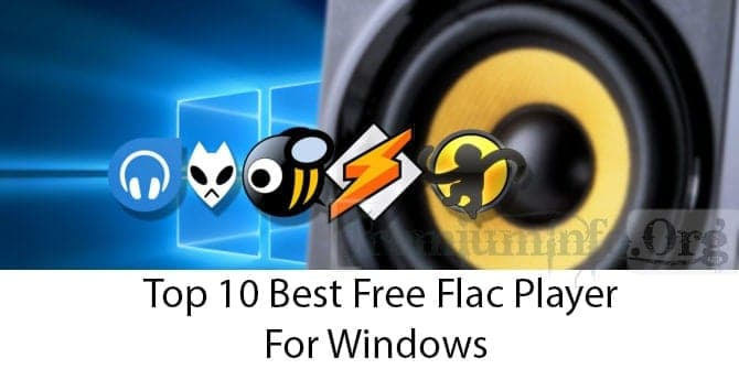 Top 10 best free flac player for windows 10 pc.