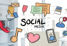 build with social media